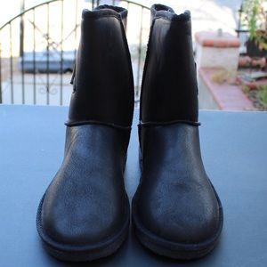 Black boots Celia size 8